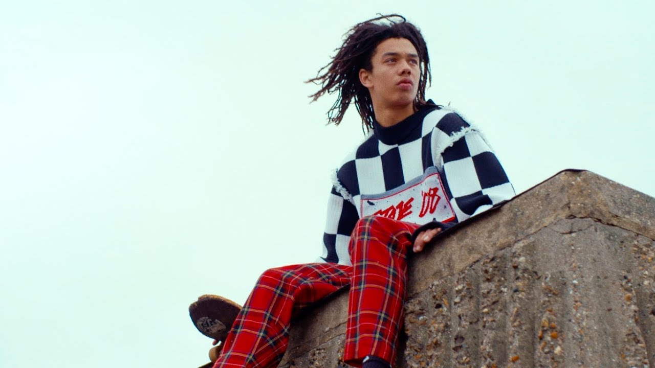South London musician Cosmo Pyke
