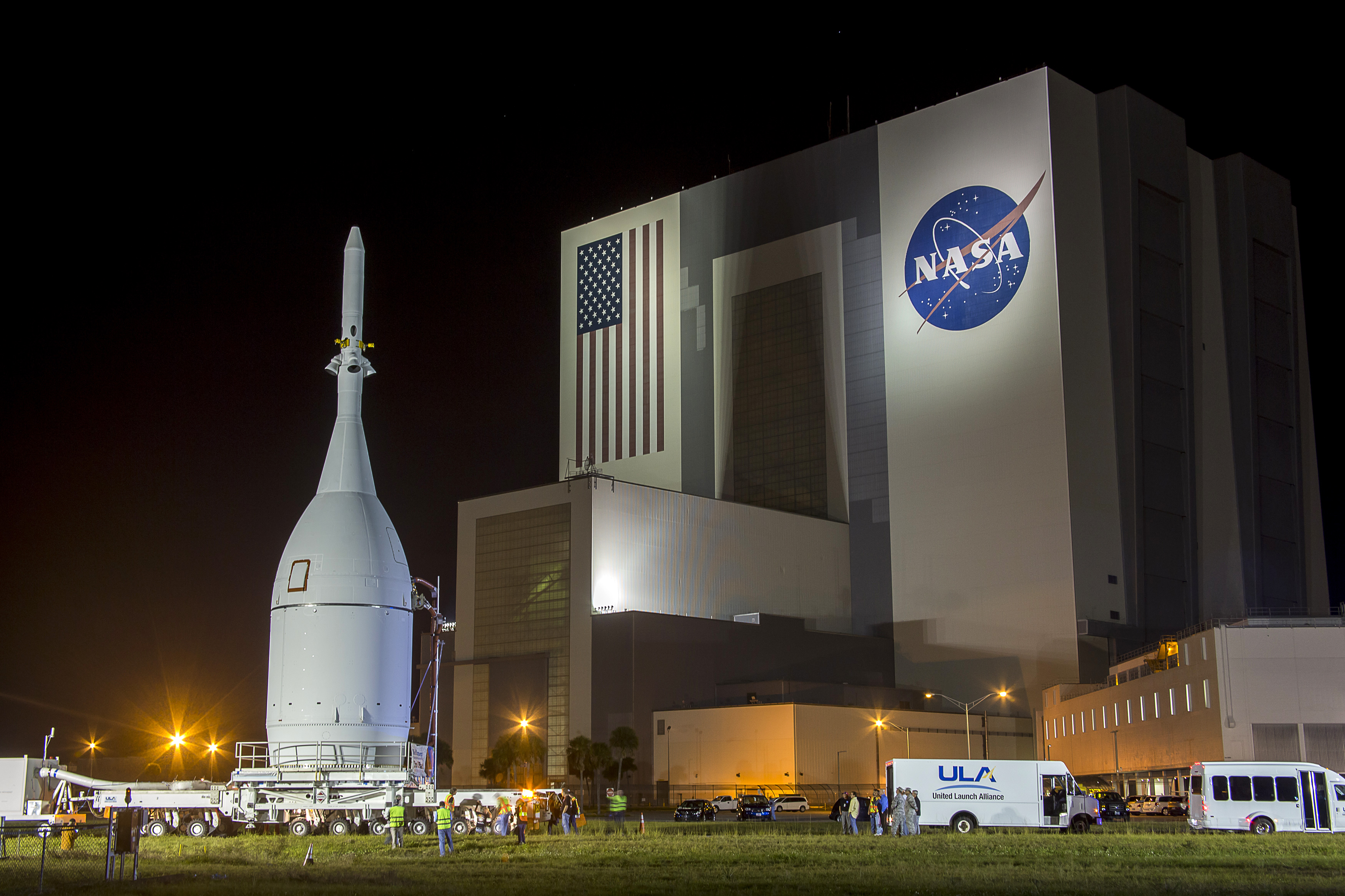 When nasa 39 s newest spaceship takes off thursday it 39 ll be for Nasa architecture