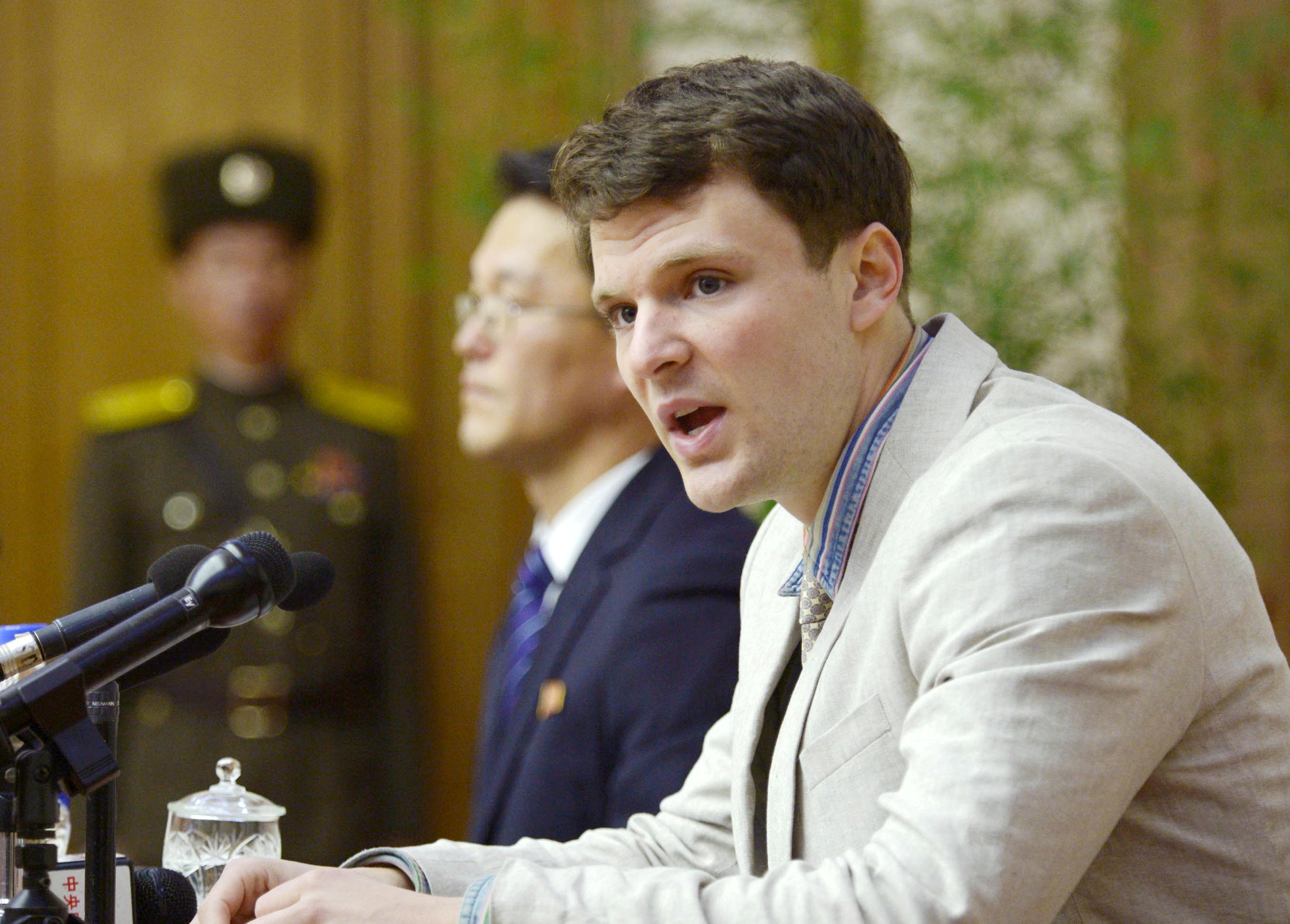 Otto - North Korea