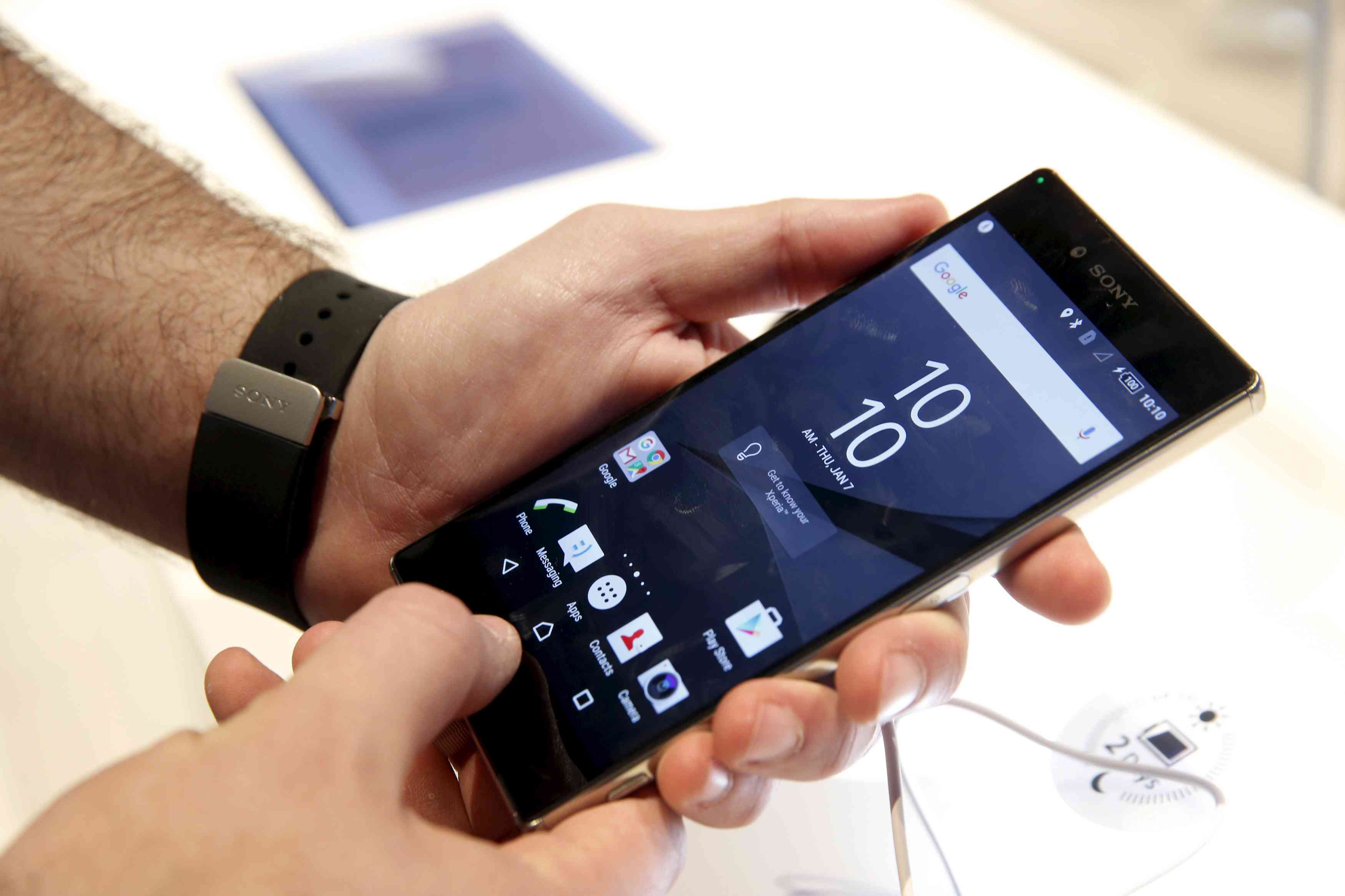 How new technology may make unlocking your phone as easy as ...