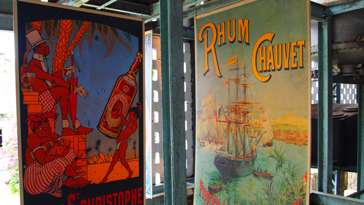 Rhum art at Habitation Clement, Martinique