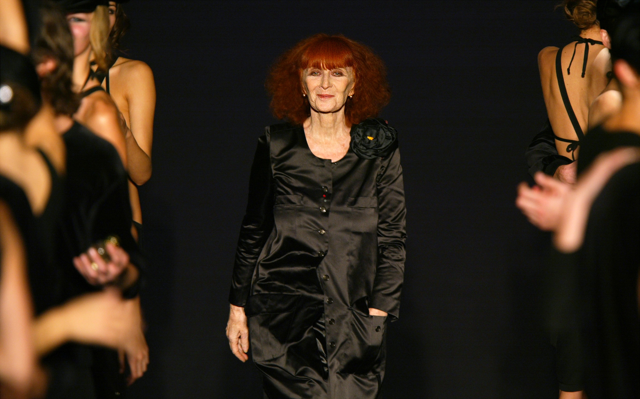 Remembering An Icon Of The French Fashion World Sonia Rykiel Dies Age 86