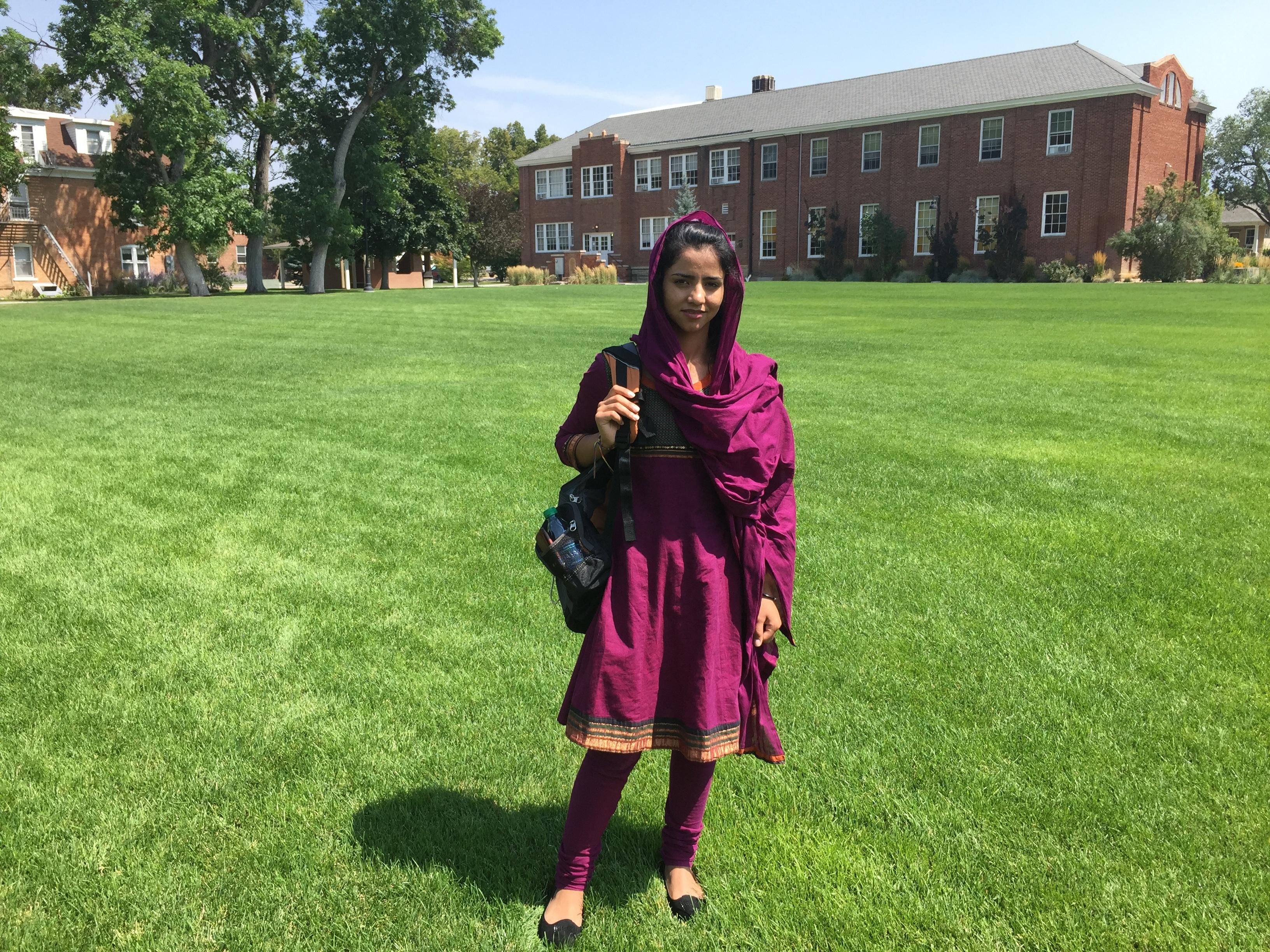 Afghani Teen - Naked Photo-9035