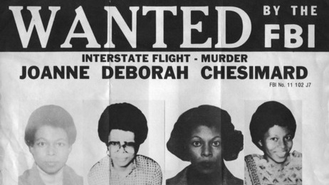FBI wanted poster from 1983
