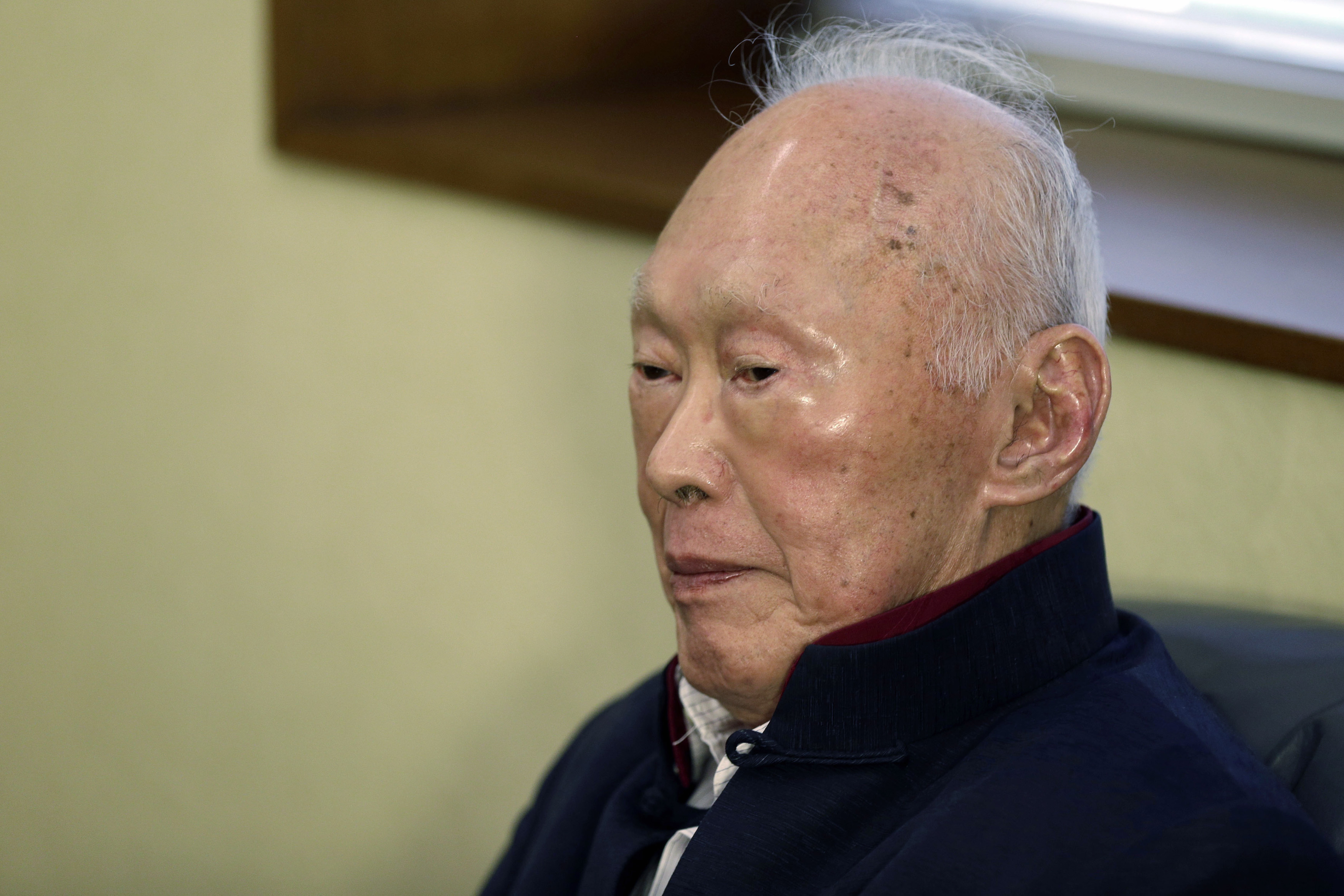 Former Singaporean Prime Minister Lee Kuan Yew died on Monday, March 23, at the age of 91. He is credited for turning Singapore into an economic and educational success story.