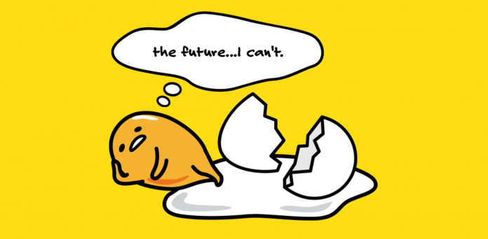 One Of Japan S Most Popular Mascots Is An Egg With Crippling Depression