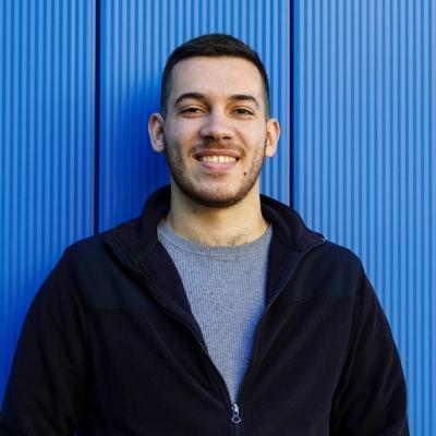 Daniel Ofman portrait