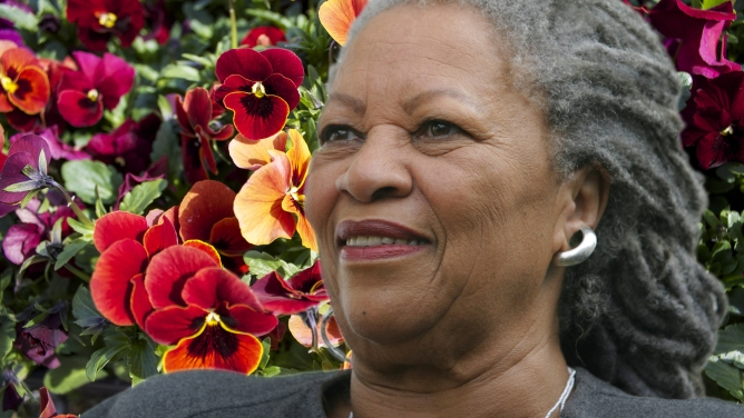 Toni Morrison in 2004.