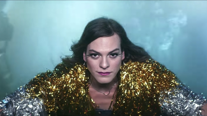 "Daniela Vega as Marina in ""A Fantastic Woman"""