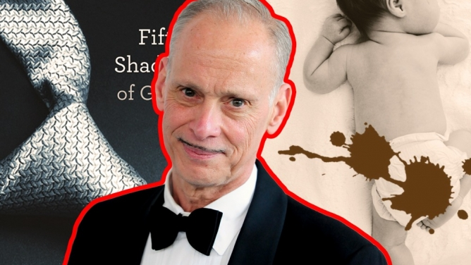 "Getting dirty with ""Fifty Shades of Grey,"" John Waters and diapers"