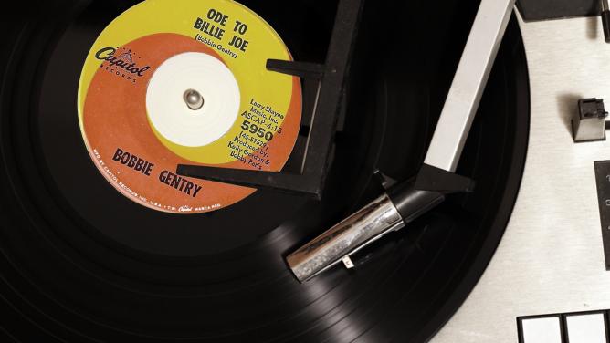 """Ode to Billie Joe"" on vinyl"
