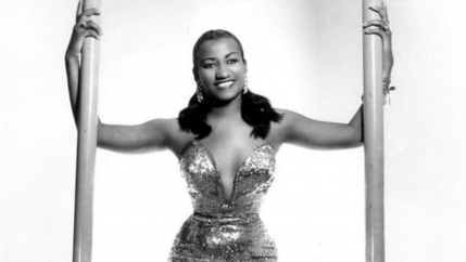 Celia Cruz, 1957.