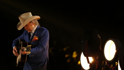 Dwight Yoakam performs in 2015.