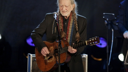 Willie Nelson performs in 2015.
