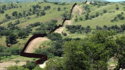 US-Mexico border Nogales