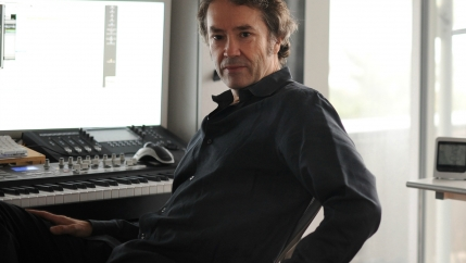 Carter Burwell in Amagansett, NY in 2011