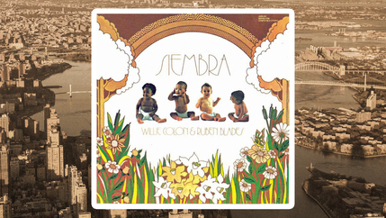 """The best-selling salsa album """"Siembra"""" from 1978; a view of the Bronx, just north of Manhattan."""