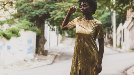 Haitian American flutist and composer Nathalie Joachim