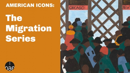 American Icons: 'The Migration Series' by Jacob Lawrence