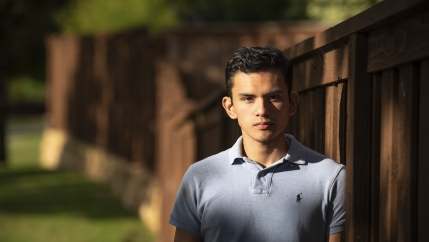 Izcan Ordaz says Texas conservatism has influenced his politics.