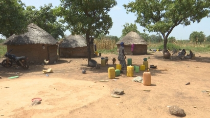 Kpinchilla, a small village in northern Ghana, reels under the impact of the climate crisis.