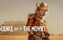 Matt Damon in The Martian. Photo courtesy of 20th Century Fox