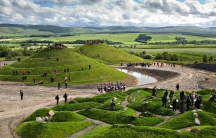 The Crawick Multiverse in Dumfries and Galloway, Scotland (Courtesy of the Crawick Multiverse)