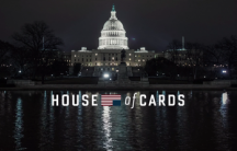 House of Cards depicts the rise of a US politician to the White House.