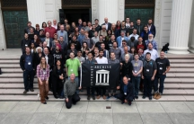 Internet Archive staff in San Francisco