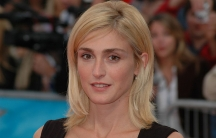 Julie Gayet at Deauville
