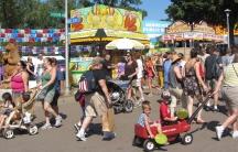 Scene from Minnesota State Fair