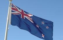 New Zealand flag photo