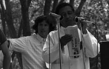 Cesar Chavez, June 1974