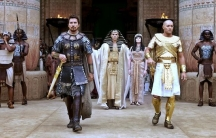 A scene from Exodus: Gods and Kings