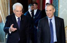 Former senior International Monetary Fund (IMF) official Carlo Cottarelli