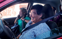 Two women founded Safe Drivers, a collective of women drivers, with two friends in 2017. The collective provides family and friends with a safe alternative to public transportation in Tuxtla Gutiérrez, the capital of Chiapas, Mexico.