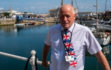 Trevor Shonk is mayor and city councillor in Ramsgate, a town on the coast of Kent, just across the English channel from the shoreline of France.