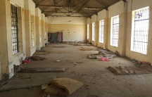 A deserted cell in the public section of Aden Central Prison is shown in this May 9, 2017 photo in Aden, Yemen. A separate, closed wing is run by Yemeni allies of the United Arab Emirates, part of a network of secret prisons in southern Yemen into which h
