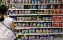 Infant formula shopping