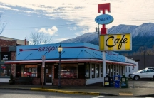 Twede's Cafe in North Bend, Washington, where the Double R Diner scenes are filmed for