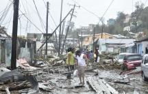Hurricane Maria aftermath
