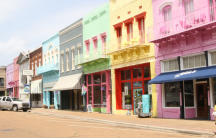 downtown yazoo city