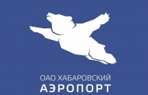 Khabarovsk's reported new airport logo.
