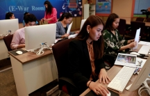 government officials monitoring social media