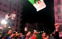 celebration in algeria