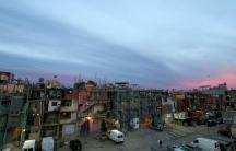 a slum in buenos aires