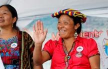 thelma cabrera in guatemala