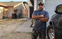 Former dairy farm worker sues