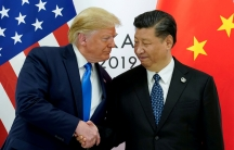 Trump-Xi phase one trade deal