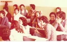 Students at Ettefagh School